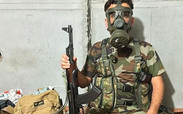 CIA xác nhận IS sản xuất và sử dụng vũ khí hóa học - ảnh 1