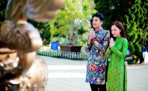 Quang Tuấn công bố bạn gái trước ngày Valentine 2016 - ảnh 1