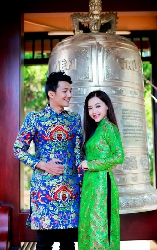 Quang Tuấn công bố bạn gái trước ngày Valentine 2016 - ảnh 4