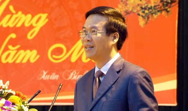 Ông Võ Văn Thưởng giữ chức Trưởng ban Tuyên giáo Trung ương - ảnh 1