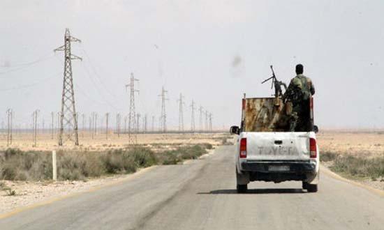 Quân đội Syria giải phóng cao điểm chiến lược tại Raqqa - ảnh 1