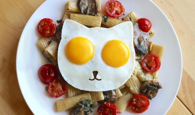 9 lý do bạn nên ăn trứng chiên vào bữa sáng - ảnh 1