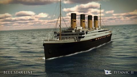 Tàu Titanic sẽ chính thức được 'sống lại' vào năm 2018 - ảnh 1