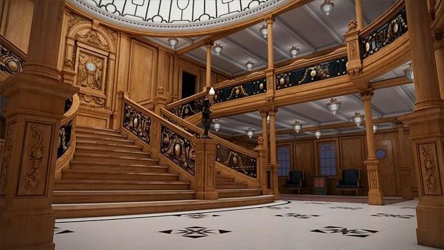 Tàu Titanic sẽ chính thức được 'sống lại' vào năm 2018 - ảnh 3
