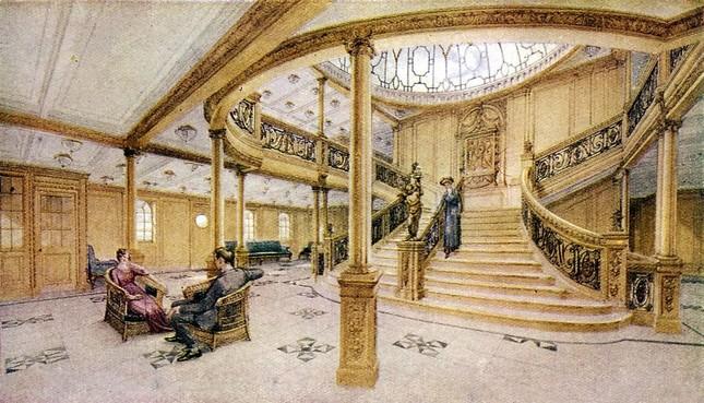 Tàu Titanic sẽ chính thức được 'sống lại' vào năm 2018 - ảnh 4