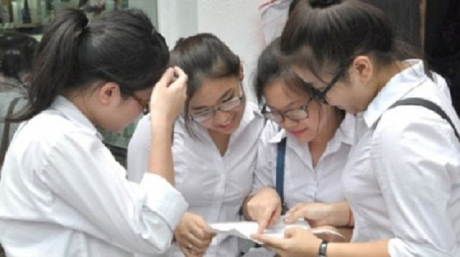 Những điều chỉnh có lợi cho thí sinh thi THPT Quốc gia 2016 - ảnh 1
