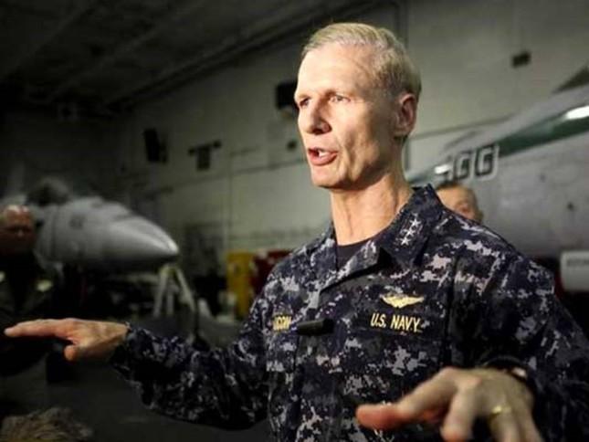 Đô đốc Mỹ cảnh báo đường băng TQ xây dựng trái phép ở Biển Đông - ảnh 1