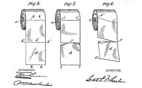 Những câu chuyện thú vị về giấy vệ sinh suốt 600 năm qua - ảnh 2