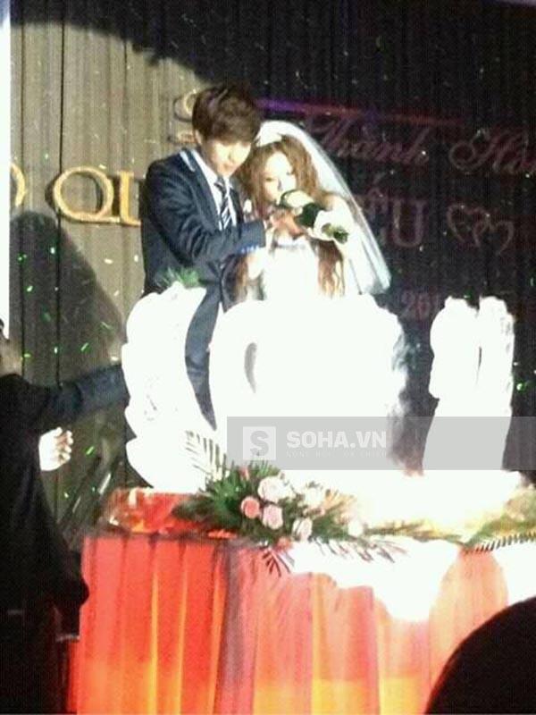 Cô dâu trong bức ảnh cưới 2 năm trước của Hồ Quang Hiếu là ai? - ảnh 1