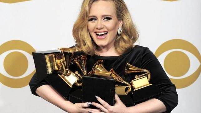 Nóng bỏng Lễ trao giải âm nhạc Grammy Awards 2016  - ảnh 2