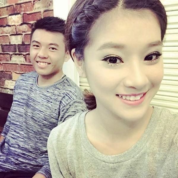 Hoàng Yến Chibi đang hẹn hò bạn trai kém tuổi Lý Hoàng Nam? - ảnh 2