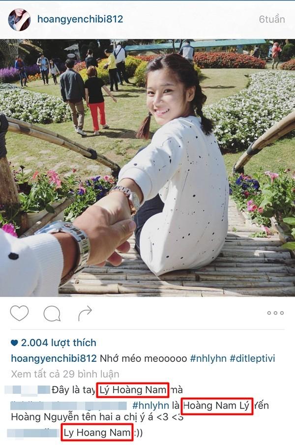 Hoàng Yến Chibi đang hẹn hò bạn trai kém tuổi Lý Hoàng Nam? - ảnh 3