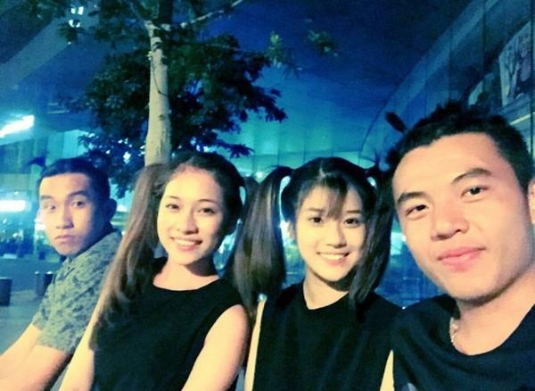 Hoàng Yến Chibi đang hẹn hò bạn trai kém tuổi Lý Hoàng Nam? - ảnh 5