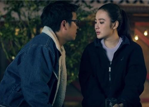Trường Giang khóa môi Angela Phương Trinh mặc Quế Vân, Nhã Phương - ảnh 7