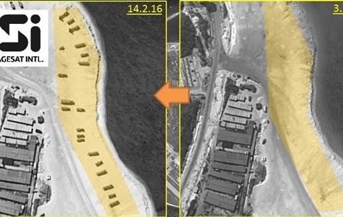 Mỹ tố Trung Quốc đưa tên lửa đến đảo Phú Lâm - ảnh 1