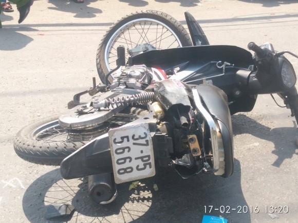 Hiện trường kinh hoàng vụ tai nạn giao thông ở Sài Gòn - ảnh 5