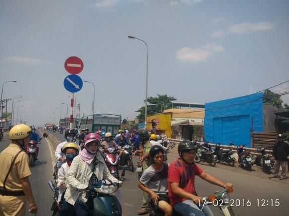 Hiện trường kinh hoàng vụ tai nạn giao thông ở Sài Gòn - ảnh 9