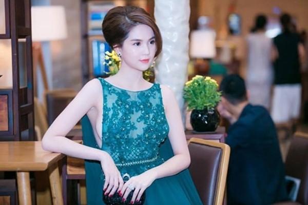 Ngắm loạt ảnh mà báo Thái ca ngợi Ngọc Trinh là nữ siêu sao Việt - ảnh 1
