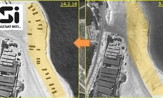 Mỹ cảnh báo gia tăng căng thẳng ở Biển Đông - ảnh 1