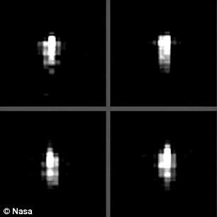 Phát hiện UFO hình trụ quay quanh tiểu hành tinh 2004 BL86 - ảnh 2