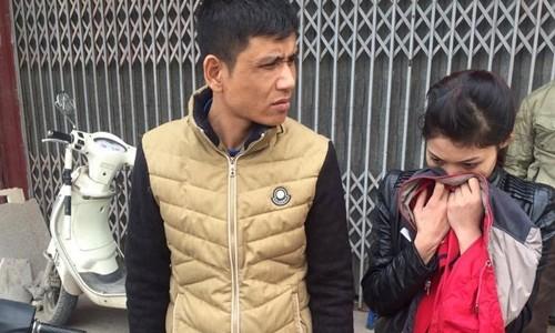 Mua ma túy chưa kịp sử dụng, bị cảnh sát 141 Hà Nội tóm - ảnh 1