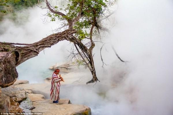 Dòng sông 'nguy hiểm' bậc nhất Amazon - ảnh 4