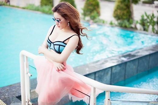 Hot girl Ivy tố Hồ Quang Hiếu ghen tuông mù quáng - ảnh 8