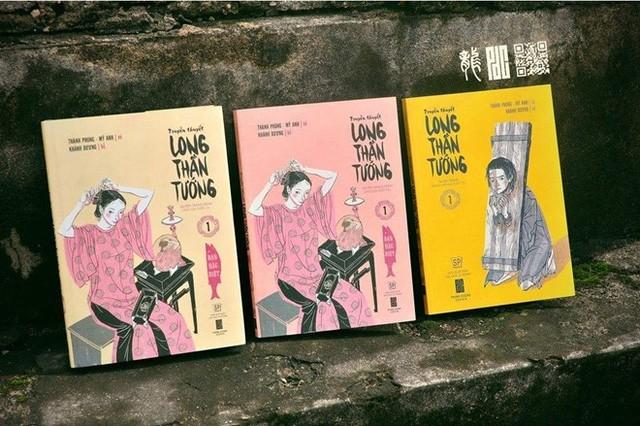 Truyện tranh lịch sử Việt Nam giành giải thưởng quốc tế - ảnh 1