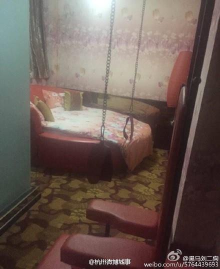 Rùng mình phòng khách sạn đầy xích, roi da trong ngày Valentine - ảnh 3