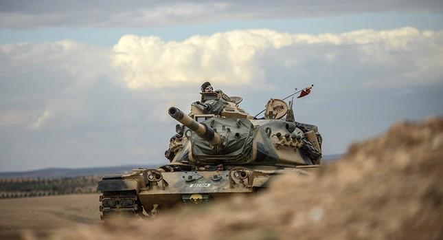 150 người Kurd bị quân đội Thổ Nhĩ Kỳ thiêu sống - ảnh 1