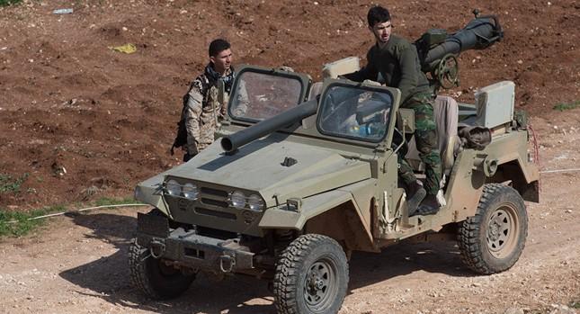 Tình hình Syria: Quân đội chính phủ siết chặt vòng vây ở Idlib - ảnh 1