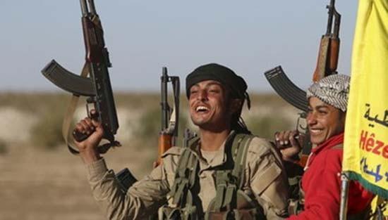 Cảnh báo 'đại chiến' nếu Thổ Nhĩ Kỳ đưa quân vào Syria - ảnh 1