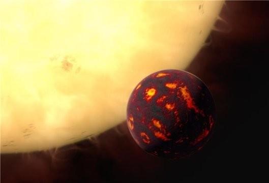 Phát hiện 'Siêu Trái Đất' chứa đầy kim cương - ảnh 1