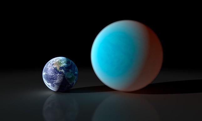 Phát hiện 'Siêu Trái Đất' chứa đầy kim cương - ảnh 2