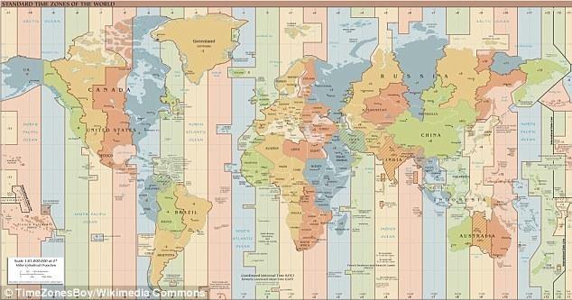 Phải chăng đã đến lúc cả thế giới nên dùng một múi giờ chung? - ảnh 1