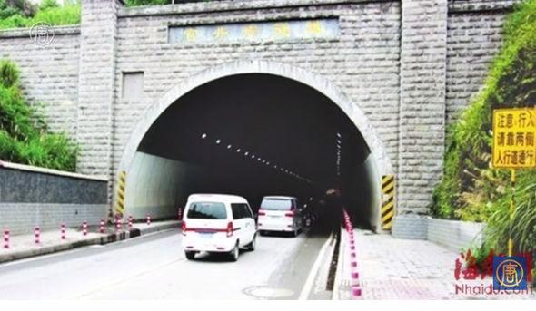 Sự thật về bí ẩn đường hầm quay ngược thời gian ở Trung Quốc - ảnh 2