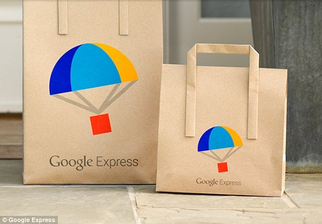 Google, Amazon 'rủ nhau' đi... bán rau - ảnh 1