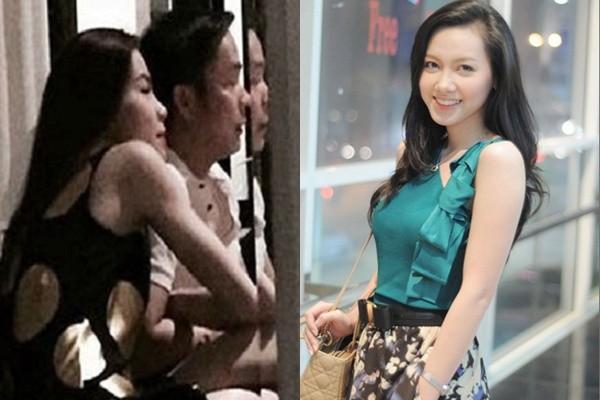 Sau scandal cặp Chí Nhân, MC Minh Hà ngưỡng mộ đại gia của Hà Hồ - ảnh 1