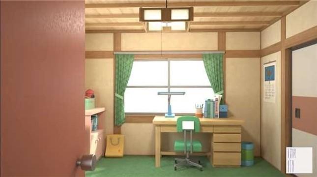 Khám phá những góc không gian thú vị trong ngôi nhà của Nobita - ảnh 7