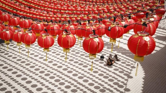 Người châu Á mừng Tết cổ truyền Bính Thân 2016 - ảnh 3