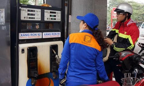 Giá xăng có thể tiếp tục giảm vào ngày mai - ảnh 1