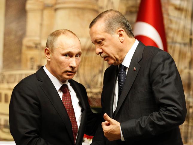 Putin giành thắng lợi ở Syria, Nga đối mặt với kẻ thù đáng gờm - ảnh 1