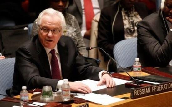 Nga phản đối thiết lập vùng cấm bay tại Syria - ảnh 1