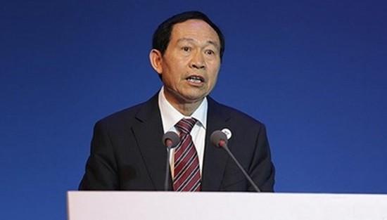 Thấy thanh tra, quan chức Trung Quốc lao khỏi cửa sổ - ảnh 1