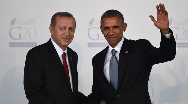 Mỹ 'ngả' về đồng minh Thổ Nhĩ Kỳ, cảnh báo người Kurd - ảnh 1