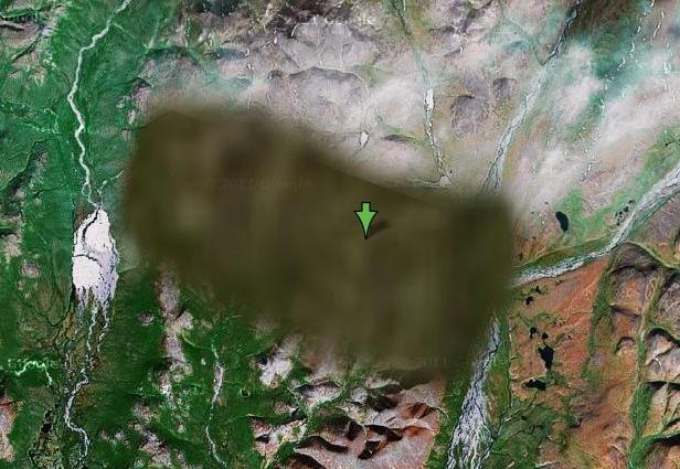 10 địa điểm bí ẩn luôn bị bôi đen, làm mờ trên Google Earth - ảnh 14
