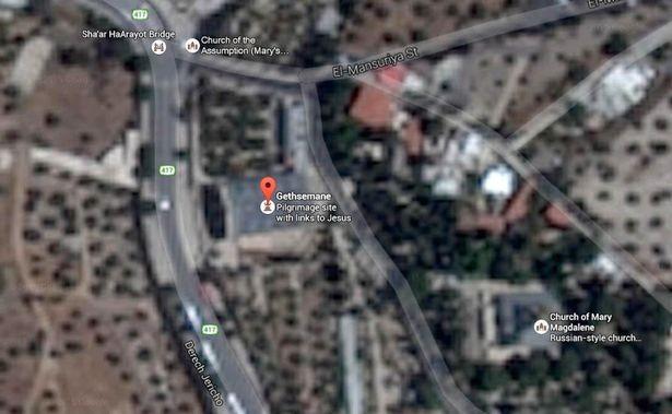 10 địa điểm bí ẩn luôn bị bôi đen, làm mờ trên Google Earth - ảnh 7