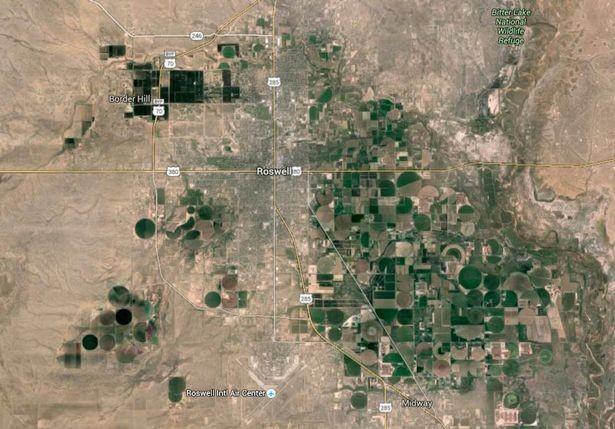 10 địa điểm bí ẩn luôn bị bôi đen, làm mờ trên Google Earth - ảnh 4