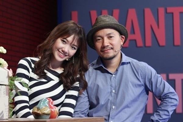 Tiến Đạt: 'Tôi khuyên Hari Won cẩn trọng với mối quan hệ mới' - ảnh 1
