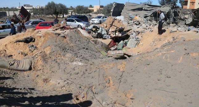 Libya chỉ trích Mỹ đơn phương không kích xâm phạm chủ quyền - ảnh 2